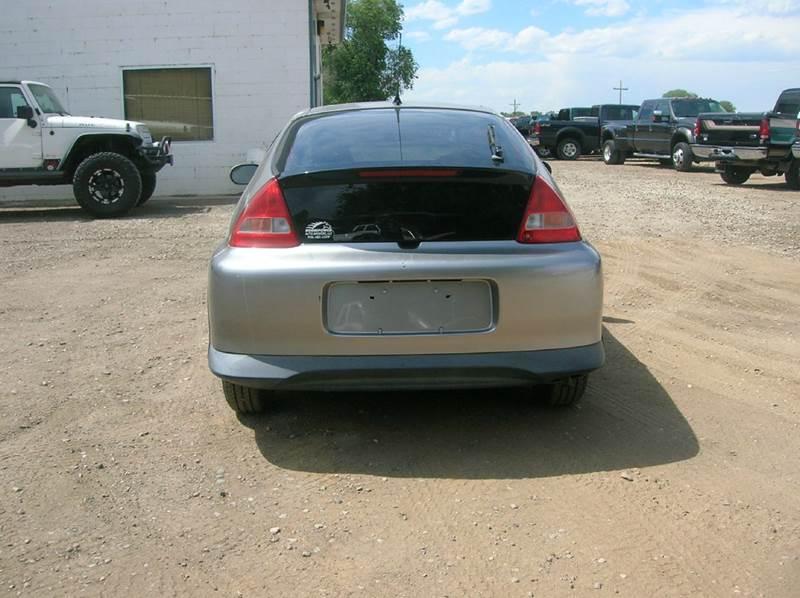 2004 Honda Insight 2dr Hatchback w/AC - Fort Collins CO