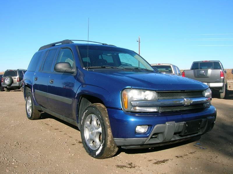 2005 chevrolet trailblazer ext ls 4wd 4dr suv in fort. Black Bedroom Furniture Sets. Home Design Ideas