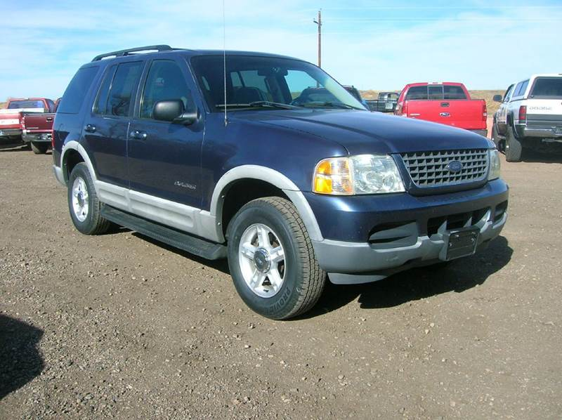 2002 ford explorer 4dr xlt 4wd suv in fort collins co. Black Bedroom Furniture Sets. Home Design Ideas