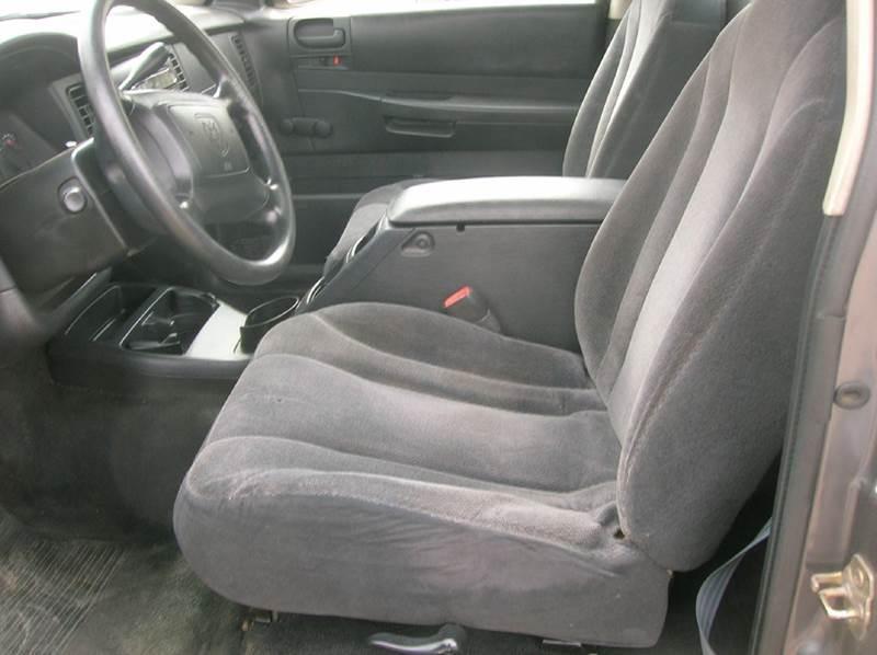 2003 Dodge Dakota 2dr Standard Cab SXT 4WD SB - Fort Collins CO