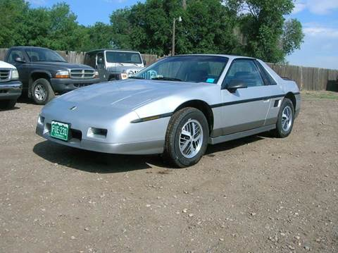 1985 Pontiac Fiero for sale in Fort Collins, CO