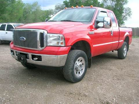 2006 Ford F-250 Super Duty & Ford Used Cars Pickup Trucks For Sale FORT COLLINS HORSEPOWER AUTO ... markmcfarlin.com