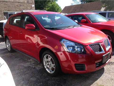 2009 Pontiac Vibe for sale in Millbury, OH