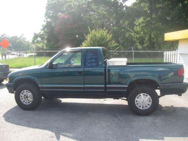 1997 Gmc Sonoma For Sale Carsforsale Com