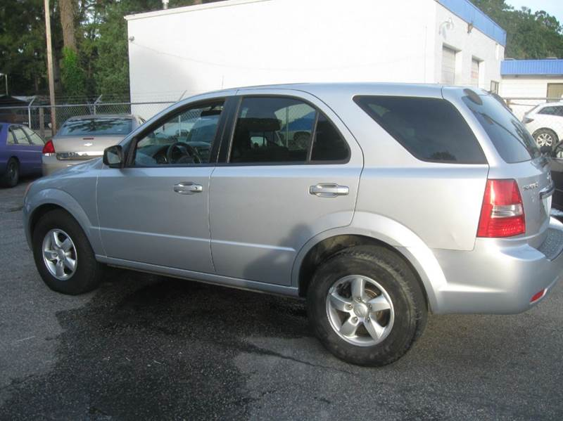 2007 kia sorento ex 4dr suv in myrtle beach sc roadhouse for Kia motors myrtle beach
