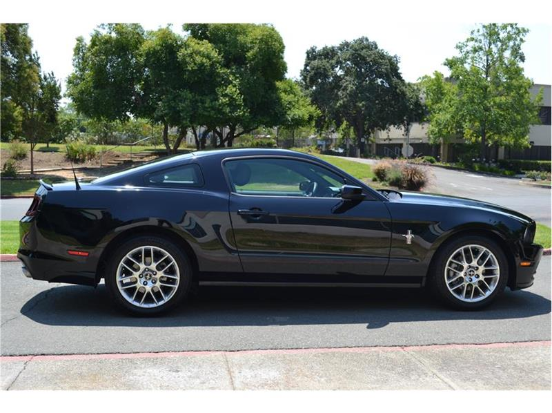 2014 Ford Mustang V6 Premium Coupe 2d In Concord Ca Calidad Motors