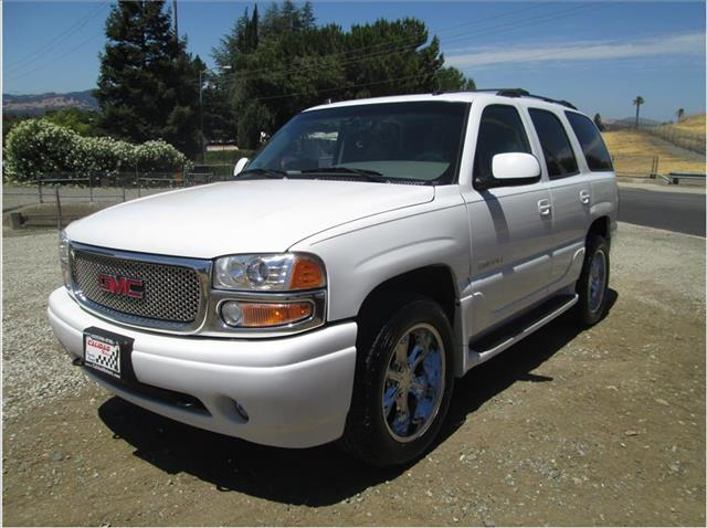 2005 GMC YUKON DENALI SPORT UTILITY 4D white financing available bad credit first time buyers op