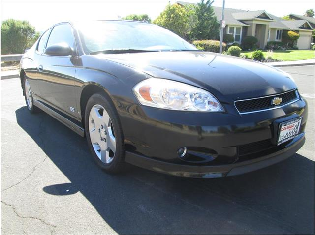 2006 CHEVROLET MONTE CARLO SS COUPE 2D black financing available bad credit first time buyers op