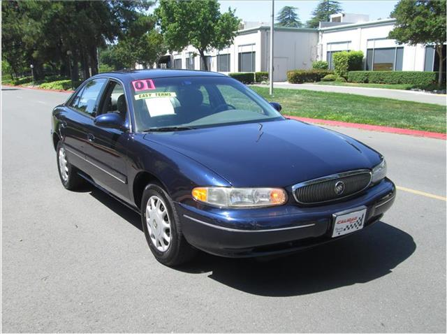 2001 BUICK CENTURY CUSTOM SEDAN 4D blue financing available bad credit first time buyers open ba