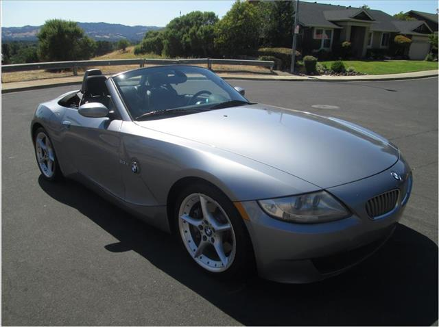 2006 BMW Z4 30SI ROADSTER 2D charcoal financing available bad credit first time buyers open ban