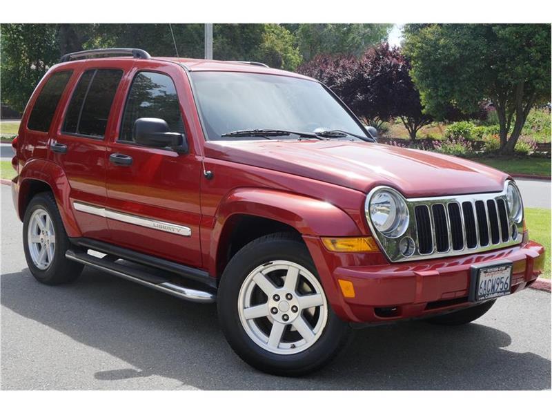 2007 Jeep Liberty Limited 4dr SUV   Concord CA