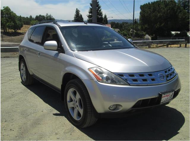 2003 NISSAN MURANO SL SPORT UTILITY 4D champagne financing available bad credit first time buyers