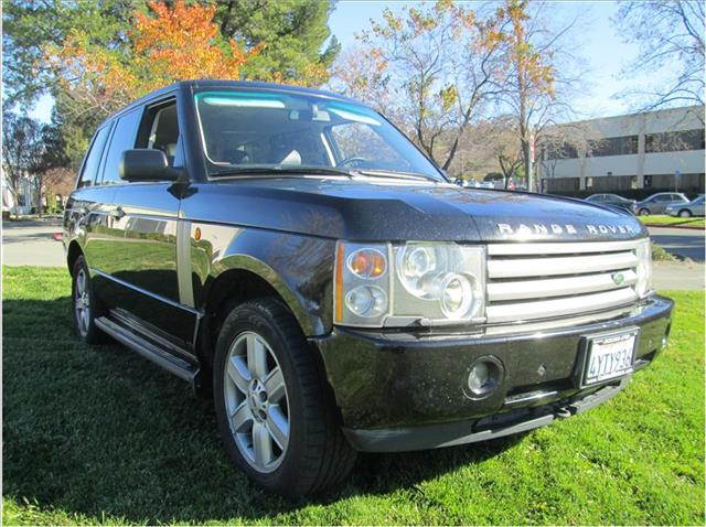 2003 LAND ROVER RANGE ROVER HSE SPORT UTILITY 4D black financing available bad credit first time