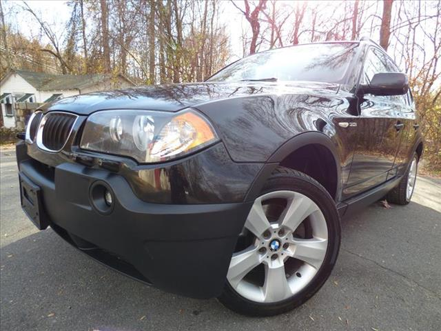2005 BMW X3 for sale in Fredericksburg VA