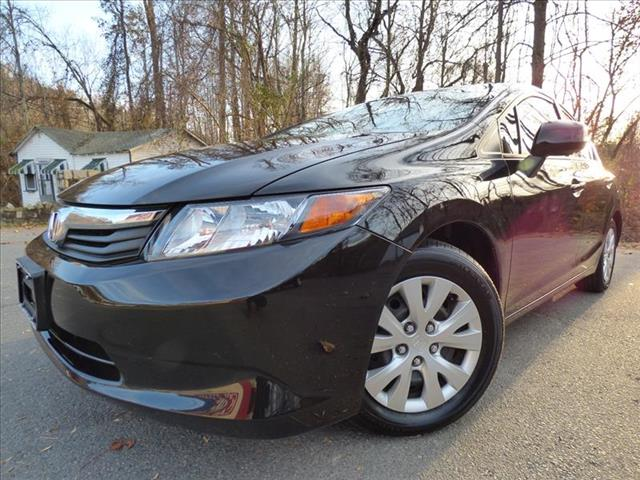 2012 Honda Civic for sale in Fredericksburg VA
