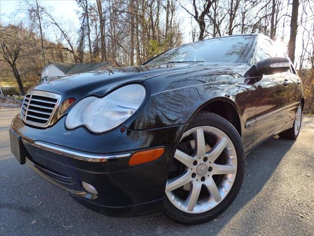 2003 Mercedes-Benz C-Class for sale in Fredericksburg VA