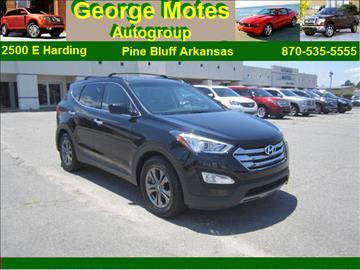 2014 Hyundai Santa Fe Sport for sale in Pine Bluff, AR