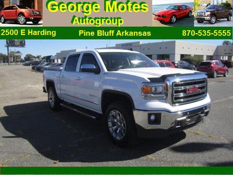 2015 GMC Sierra 1500 for sale in Pine Bluff, AR