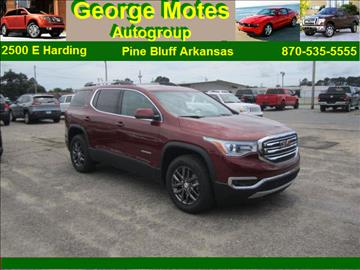 2017 GMC Acadia for sale in Pine Bluff, AR