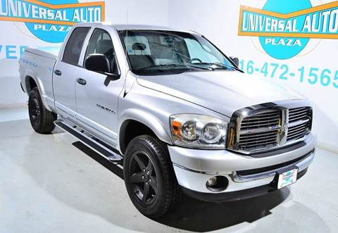 2007 Dodge Ram Pickup 1500 for sale in Blue Springs, MO