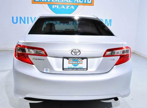 2013 Toyota Camry for sale in Blue Springs, MO
