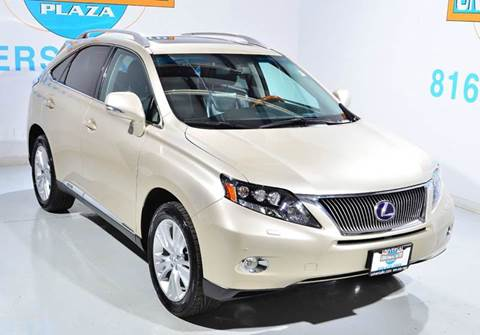 2012 Lexus RX 450h for sale in Blue Springs, MO