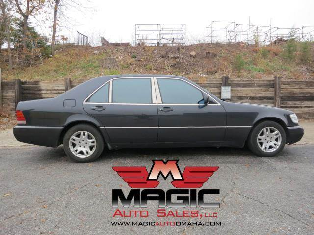 1993 mercedes benz 400 class 400sel in omaha lincoln for Mercedes benz omaha