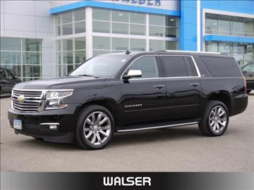 2015 Chevrolet Suburban for sale in Owatonna, MN