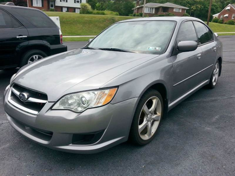 2009 subaru legacy special edition awd in canonsburg pittsburgh washington southpointe auto. Black Bedroom Furniture Sets. Home Design Ideas