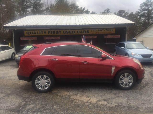 2010 Cadillac SRX 4dr SUV - Decatur GA