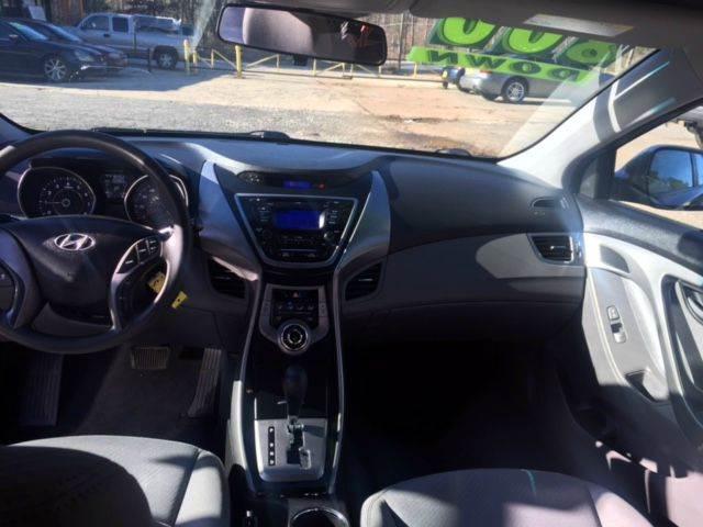 2013 Hyundai Elantra GLS 4dr Sedan - Decatur GA