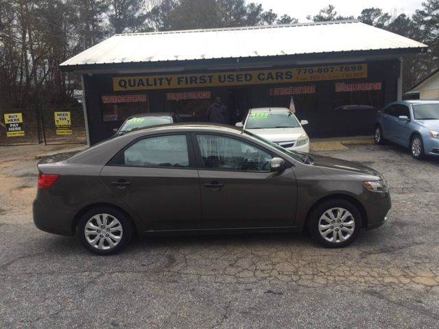 2010 Kia Forte EX 4dr Sedan 4A - Decatur GA