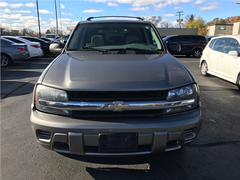 2007 Chevrolet TrailBlazer for sale in Inkster, MI