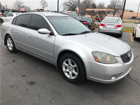 2006 Nissan Altima for sale in Inkster, MI