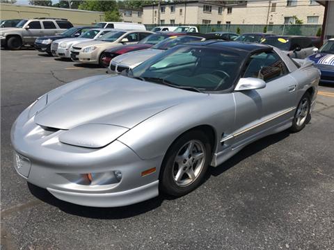 1999 Pontiac Firebird for sale in Inkster, MI