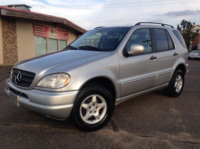 2000 mercedes benz m class ml320 awd 4matic 4dr suv in for Mercedes benz ml320 suv