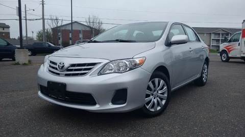 2013 toyota corolla for sale minnesota. Cars Review. Best American Auto & Cars Review