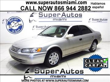 1997 Toyota Camry for sale in Doral, FL