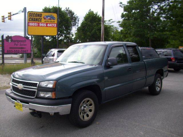 2007 chevrolet silverado 1500 classic work truck 4dr extended cab 6 5 ft sb in derry nh. Black Bedroom Furniture Sets. Home Design Ideas