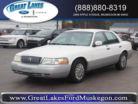 2003 Mercury Grand Marquis for sale in Muskegon, MI
