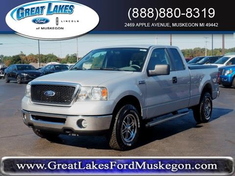 2008 Ford F-150 for sale in Muskegon, MI