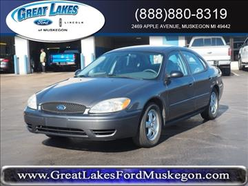 2005 Ford Taurus for sale in Muskegon, MI