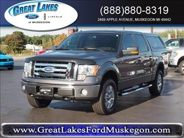 2009 Ford F-150 for sale in Muskegon, MI