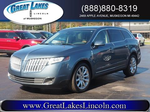 2010 Lincoln MKT for sale in Muskegon, MI