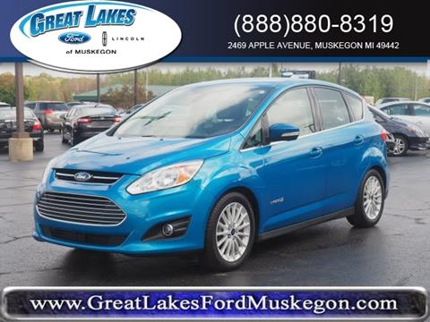 2013 Ford C-MAX Hybrid for sale in Muskegon, MI
