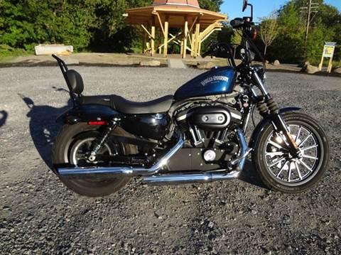 2012 Harley-Davidson Sportster XL IRON 883