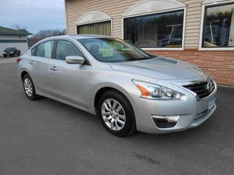 2013 Nissan Altima for sale in Auburn, ME