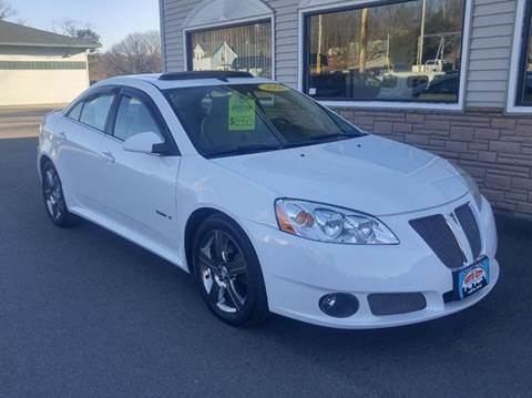 2009 Pontiac G6 for sale in Auburn, ME