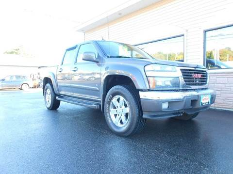 2009 GMC Canyon for sale in Auburn, ME
