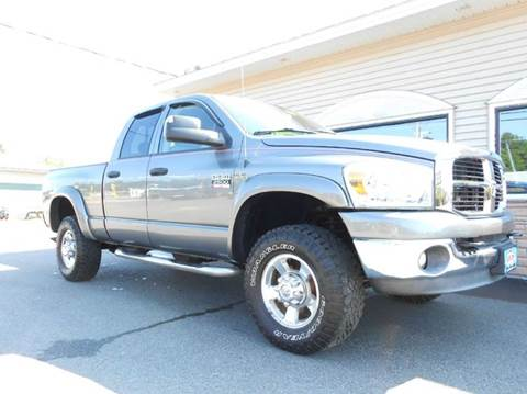 2007 Dodge Ram Pickup 2500 for sale in Auburn, ME